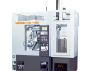 TAKAMAZ, XC Series, XC-150, Ultra Compact design, energy saving, Automated Turning Center