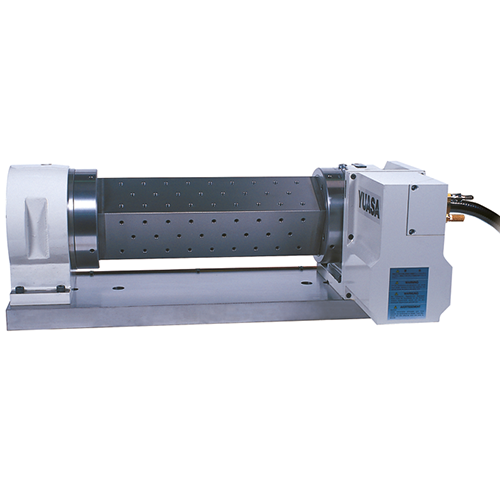 YUASA, DMTGF Series, DMGTF-5522, Trunion Fixture Rotary Table, CNC Rotary