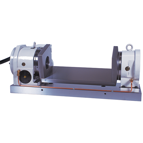 YUASA, DMTT Series, DMTT-522, Trunion Fixture Rotary Table, CNC Rotary