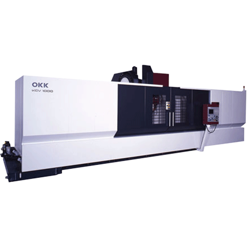 OKK, KCV Series, KCV1000-35L, Vertical Machining Center