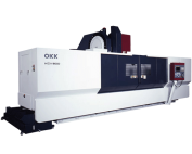 OKK, KCV Series, KCV800-35L, Vertical Machining Center