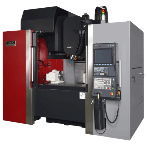OKK, 5AX Series, VM-X53R/250B, Tilting Spindle 5-axis machining center, 5-Axis Machining Center