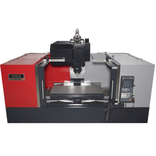 OKK, VMR Series, VM940R, Heavy duty cutting, highly efficient machining of dies and molds, vertical machining center