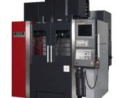 OKK, VMR Series, VM43R, Heavy duty cutting, highly rigid, vertical machining center