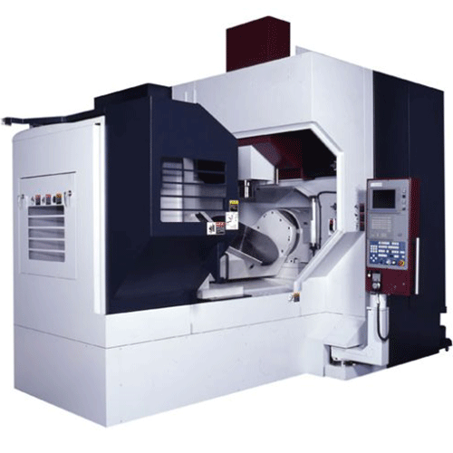 OKK, 5AX Series, VP9000-5AX, Ideal for highly efficient 5-axis processing of large-size work pieces, 5-Axis Machining Center