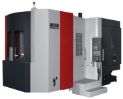 OKK, 5AX Series, HM-X6000, 5-Axis Horizontal Machining Center for Complex parts for Aircraft and Automotive Industries, 5-Axis Machining Center