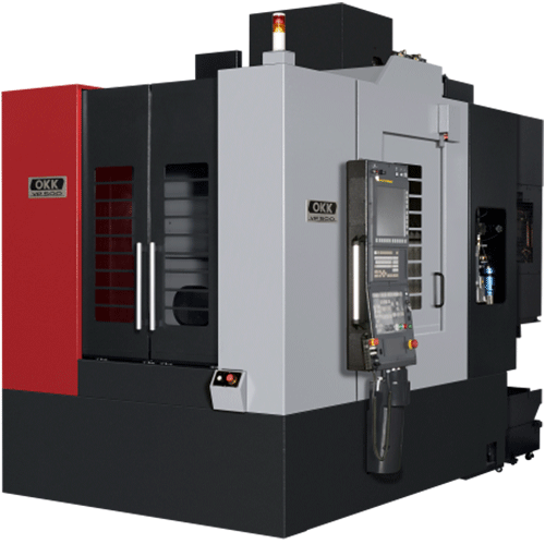 OKK, VP Series, VP500-2APC, High speed, high-accuracy hyper machining center, Vertical Machining Center