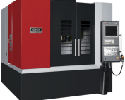 OKK, VMR Series, VM660R, Heavy duty cutting, highly efficient machining of dies and molds, vertical machining center